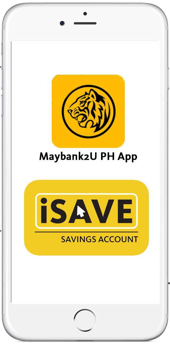 iSave | Maybank Philippines