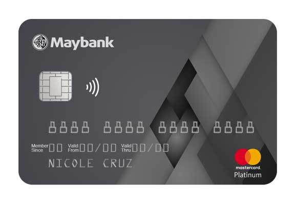 Credit Cards | Maybank Philippines