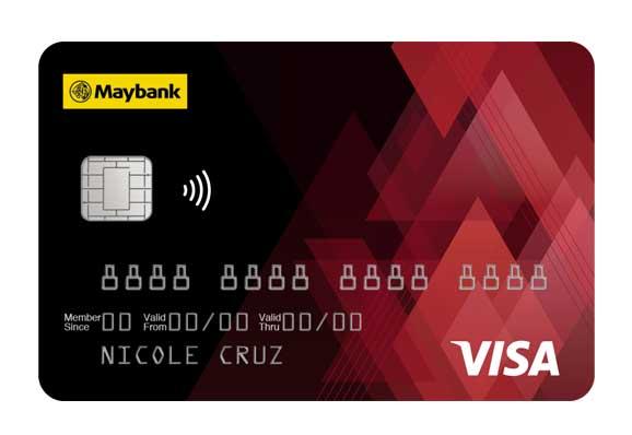 Maybank Visa Classic | Maybank Philippines